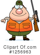 Hunter Clipart #1256963 by Cory Thoman