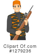 Hunting Clipart #1279236