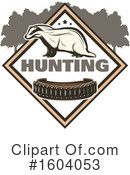 Hunting Clipart #1604053 by Vector Tradition SM