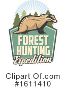 Hunting Clipart #1611410 by Vector Tradition SM