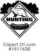 Hunting Clipart #1611438 by Vector Tradition SM
