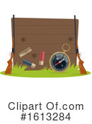 Hunting Clipart #1613284 by Vector Tradition SM