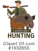 Hunting Clipart #1632650 by Vector Tradition SM