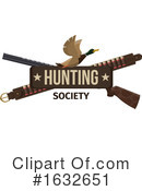 Hunting Clipart #1632651 by Vector Tradition SM