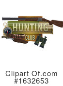 Hunting Clipart #1632653 by Vector Tradition SM