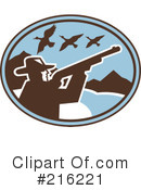 Hunting Clipart #216221