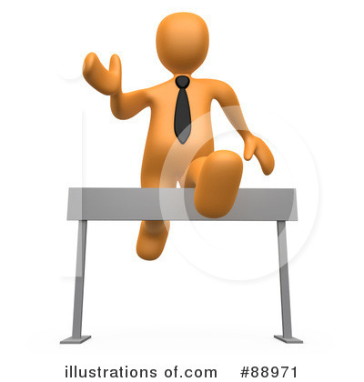 Obstacle Clipart #88971 by 3poD