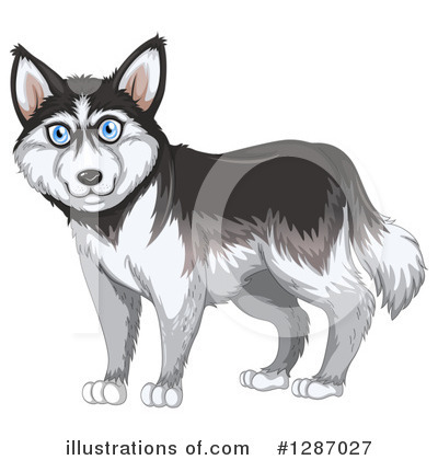Dog Clipart #1287027 by Graphics RF