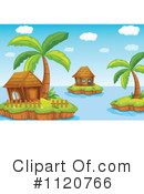 Royalty-Free (RF) Hut Clipart Illustration #1120766