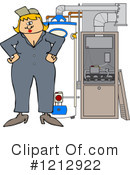 Hvac Clipart #1212922 by djart