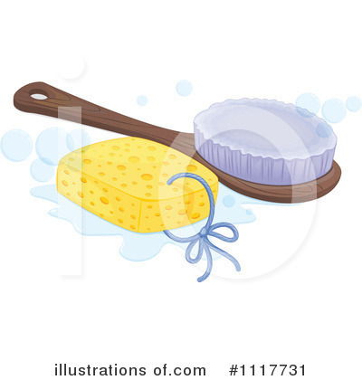Bathing Clipart #1117731 by Graphics RF