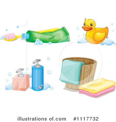 Hand Washing Clipart #1117732 by Graphics RF