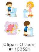 Royalty-Free (RF) Hygiene Clipart Illustration #1133521