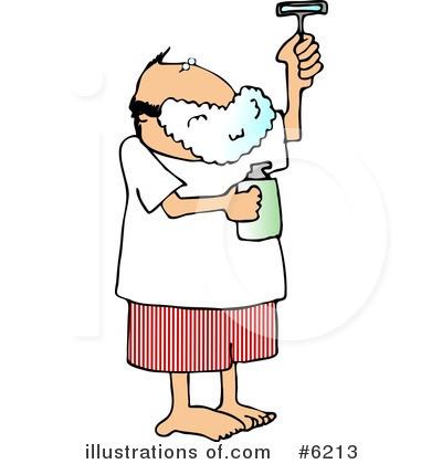 Hygiene Clipart #6213 - Illustration by Dennis Cox
