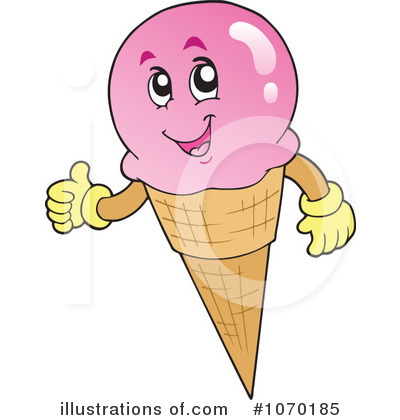 Ice Cream Clipart #1070185 by visekart