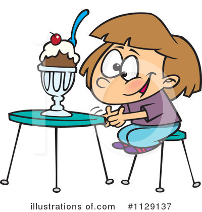 Girl Clipart #1129137 by toonaday