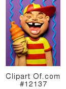 Ice Cream Clipart #12137