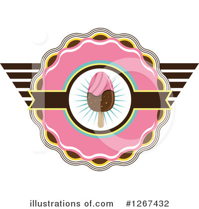 Ice Cream Clipart #1267432 by Vector Tradition SM