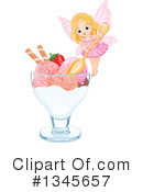 Ice Cream Clipart #1345657 by Pushkin