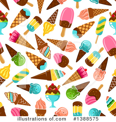 Popsicle Clipart #1388575 by Vector Tradition SM
