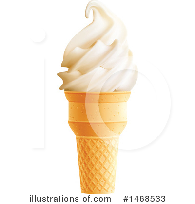 Ice Cream Clipart #1468533 by Vector Tradition SM