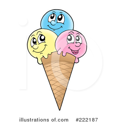 Ice Cream Clipart #222187 by visekart