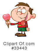 Ice Cream Clipart #33443 by Hit Toon