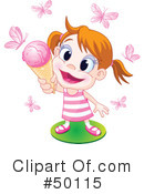 Ice Cream Clipart #50115