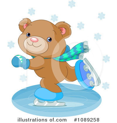 Teddy Bear Clipart #1089258 by Pushkin