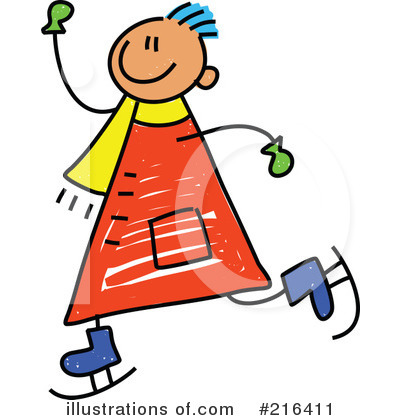 Royalty-Free (RF) Ice Skating Clipart Illustration by Prawny - Stock Sample #216411