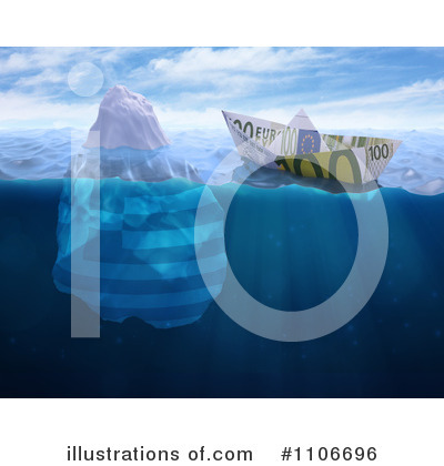 Iceberg Clipart #1106696 by Mopic