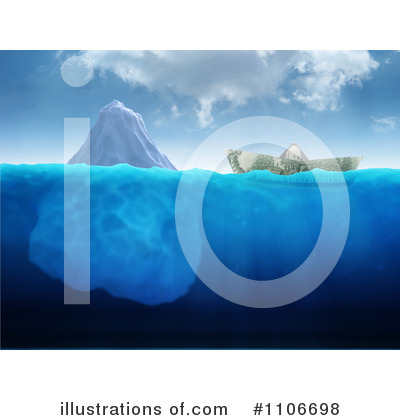 Iceberg Clipart #1106698 by Mopic