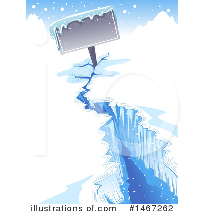 Iceberg Clipart #1467262 by BNP Design Studio