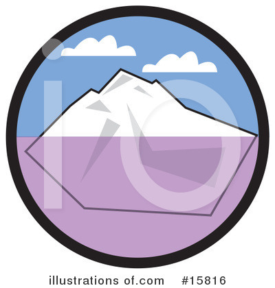 Iceberg Clipart #15816 by Andy Nortnik