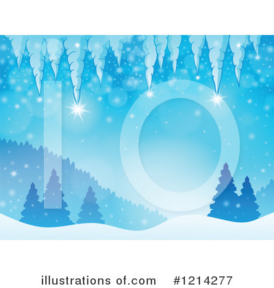 Icicles Clipart #1214277 by visekart