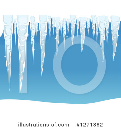 Icicle Clipart #1271862 by BNP Design Studio