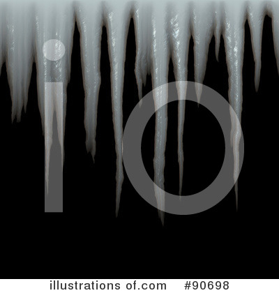 Royalty-Free (RF) Icicles Clipart Illustration by Arena Creative - Stock Sample #90698