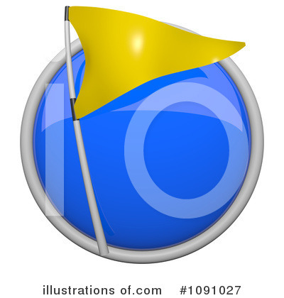 Royalty-Free (RF) Icon Clipart Illustration by Leo Blanchette - Stock Sample #1091027