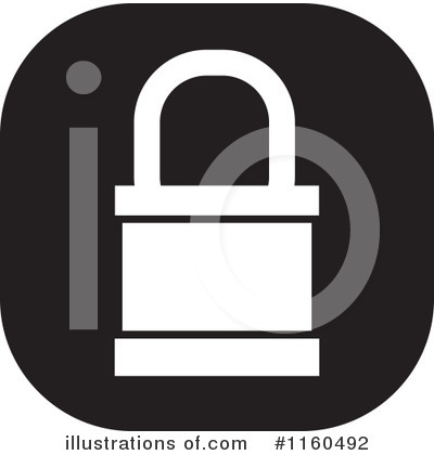 Royalty-Free (RF) Icon Clipart Illustration by Johnny Sajem - Stock Sample #1160492
