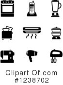 Royalty-Free (RF) Icon Clipart Illustration #1238702