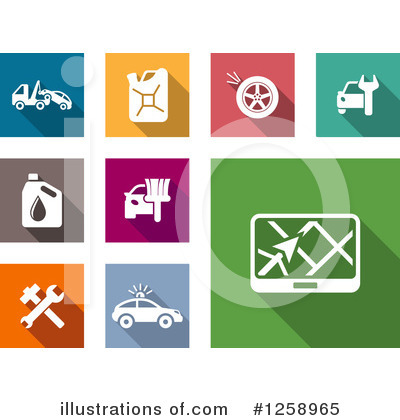 Mechanic Clipart #1258965 by Vector Tradition SM