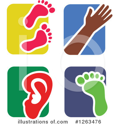 Footprint Clipart #1263476 by Prawny