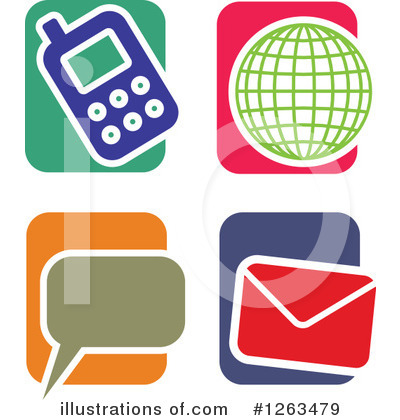 Cell Phone Clipart #1263479 by Prawny