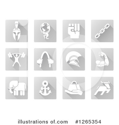 Bell Clipart #1265354 by AtStockIllustration