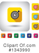 Icon Clipart #1343990 by ColorMagic