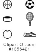 Royalty-Free (RF) Icon Clipart Illustration #1356421