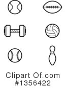 Royalty-Free (RF) Icon Clipart Illustration #1356422