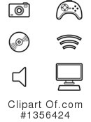 Icon Clipart #1356424 by Cory Thoman