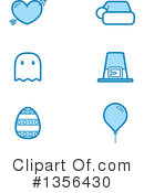 Royalty-Free (RF) Icon Clipart Illustration #1356430