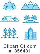 Royalty-Free (RF) Icon Clipart Illustration #1356431